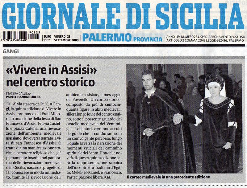 Giornale di Sicilia_25 settembre 2009